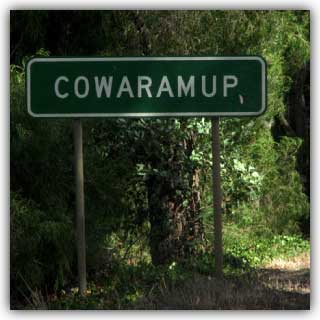 cowaramup-sign